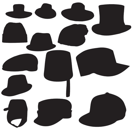 peaked cap: Wallets collection silhouette