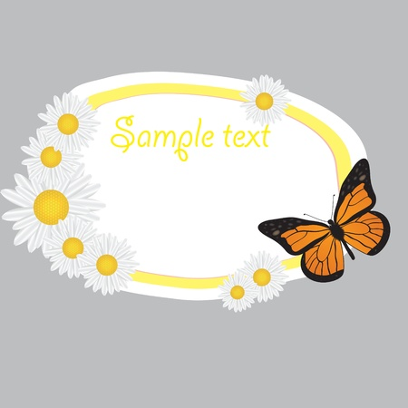 cute frame design. illustration Stock Vector - 12072418