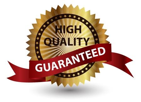High quality label  Vector illustration sign
