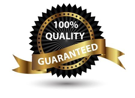 royal quality: High quality label. illustration sign. Illustration