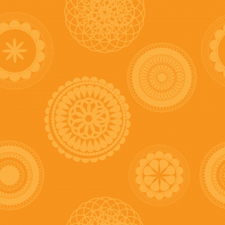 flower pattern background seamless Vector
