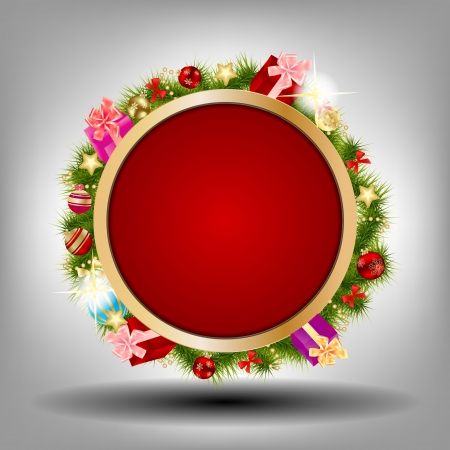 christmas backdrop: Abstract beauty Christmas and New Year background