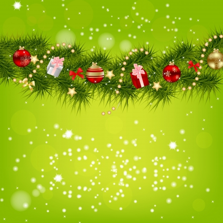 x mas parties: Abstract beauty Christmas and New Year background