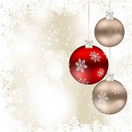x mas party: Abstract beauty Christmas and New Year background