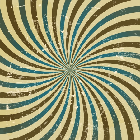 Coffee abstract hypnotic background  illustration Stock Illustration - 15759742