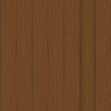 Brown boards Background Stock Vector - 16629850