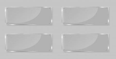 White frames in art gallery Stock Vector - 16629874