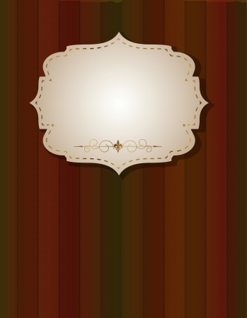 gift card  design elements  illustration Stock Vector - 17231643