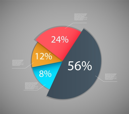 Infographic template ontwerp vector illustratie