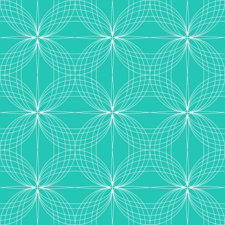 bad fliesen: abstrakte nahtlose Muster hypnotischen Hintergrund