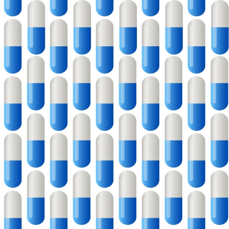 Medicine seamless pattern Stock Vector - 25082123