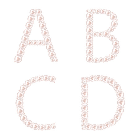 Pearl ABCD Illustration