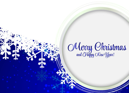 x mas parties: Abstract Beauty Christmas and New Year Background. Vector Illust