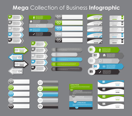 design element: Infographic Templates for Business Vector Illustration. EPS10