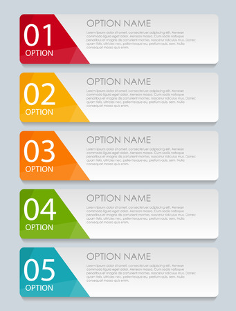 information symbol: Infographic Templates for Business Vector Illustration. Illustration