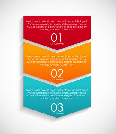 steps: Infographic Templates for Business Vector Illustration. Illustration