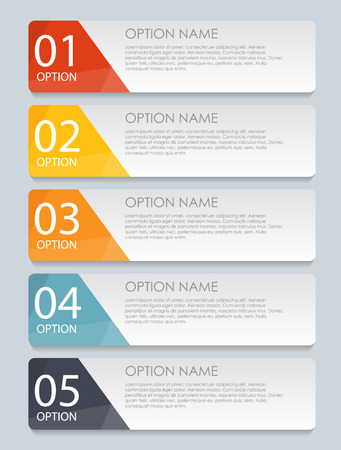 Infographic Templates for Business Vector Illustration. Vectores