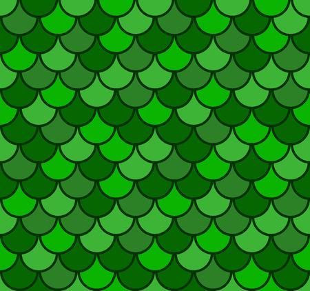 fish scale: Seamless Fish Scale Pattern