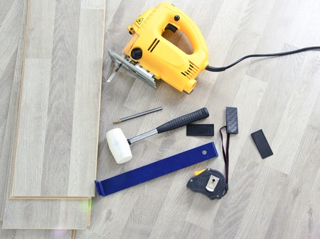 underlay: Tools to Laying Laminate
