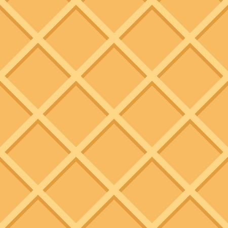 waffle: Waffle Seamless Pattern Background Vector Illustration EPS10 Illustration