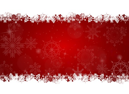 to present: Abstract Beauty Christmas and New Year Background