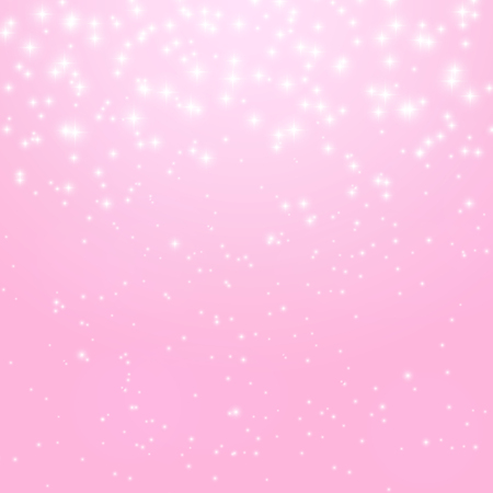 pastel backgrounds: Abstract Princess Shiny Star Background Vector Illustration. EPS10