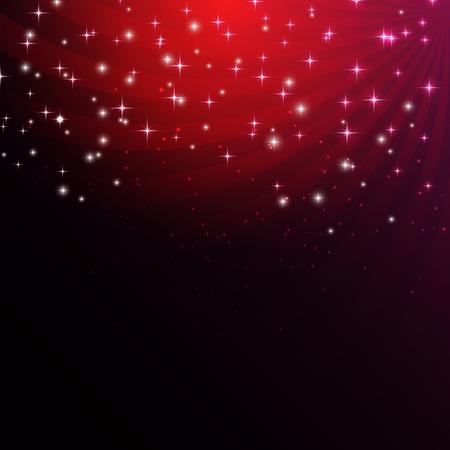 star background: Star Shiny Sky Vector Illustration Background EPS10 Illustration
