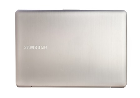 headquartered: Minsk, Belarus - April 16, 2016: Notebook Samsung Series 7 Ultra. OS Windows 8.1, 10. Samsung Group founded in 1938 Lee Byung-chull. The company is headquartered in Seoul (Republic of Korea).