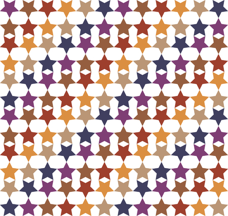 hypnotic: Full Colored Hypnotic Background Seamless Pattern.