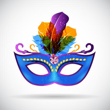 Masquerade Maschera di Carnevale Icona