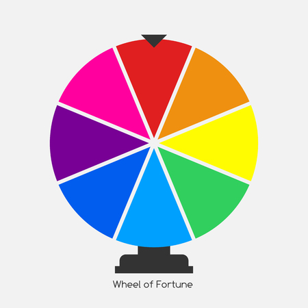 Wheel of Fortune, Lucky Icon.