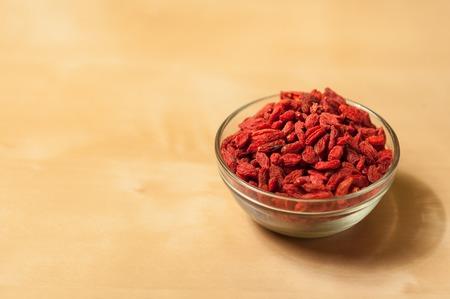 barbarum: goji berries Chinese wolfberry (Lycium barbarum)