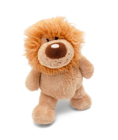 Children's plush toy on a white. Isolated Stock Photo - 4454743