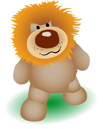 Lion Stock Vector - 10731052