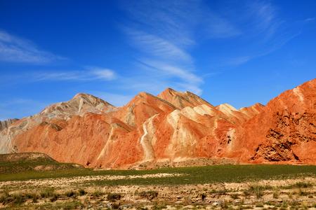 Zhang Wei Danxia Landscape