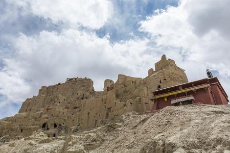 チベットの Guge 王国遺跡、中国