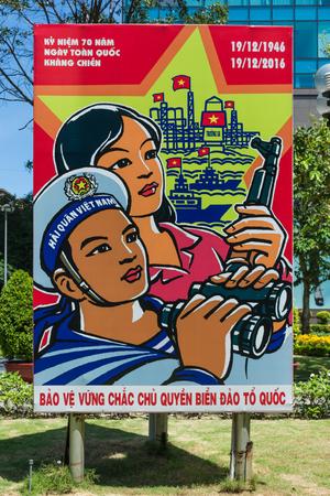 Vietnamese Communist slogans