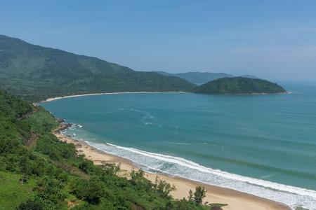 Lang Co Bay in Da Nang