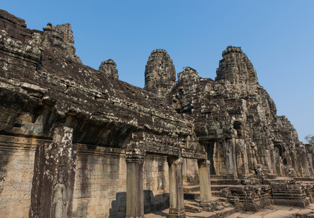 byon temple in Siem Reap,Cambodia