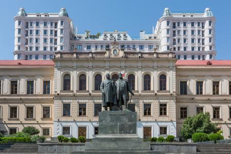 City Hall in Tbilisi of Georgia 報道画像