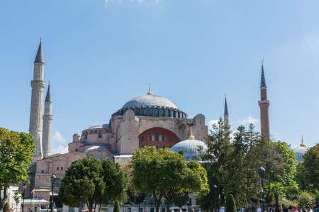 Hagia Sophia, Istanbul, Turkey 版權商用圖片