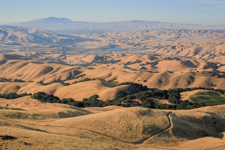 regional: Rolling Hills in the East Bay Regional Parks, California Stock Photo