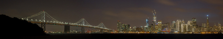 isla del tesoro: Buenas fiestas Horizonte de San Francisco. La isla del tesoro, San Francisco, California, EE.UU..