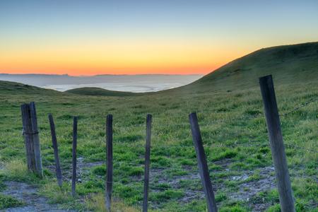 Santa Clara Valley Nature. Sierra Vista Open Space Preserve, San Jose, Santa Clara County, California, USA. Stock Photo