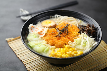 asian japanese cuisine delicious food photo