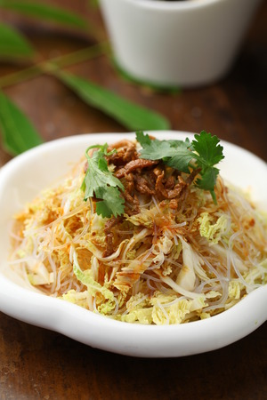 asian chinese cuisine delicious glass noodles
