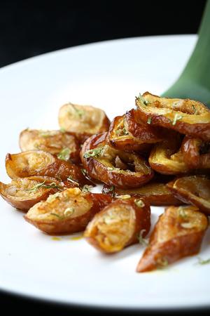 intestino: Al horno intestino frito