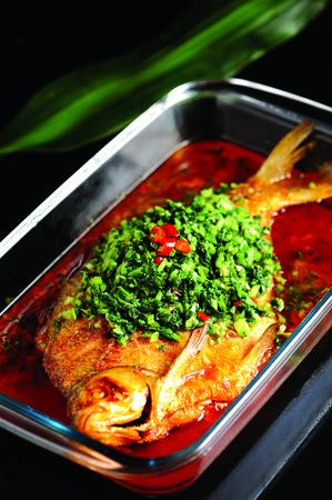 bream: Boil bream Stock Photo