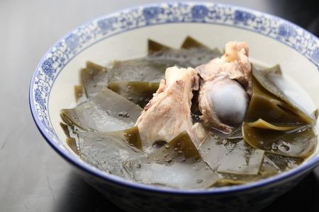 alga marina: Algas hueso barril cocinero