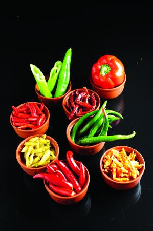 variety: variety of chili
